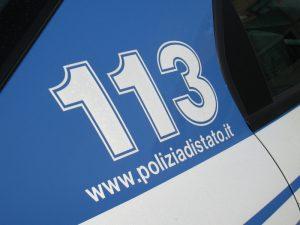 113 polizia di stato