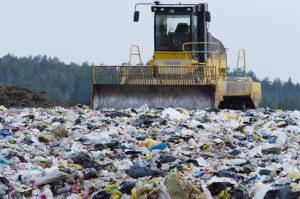 discarica rifiuti urbani