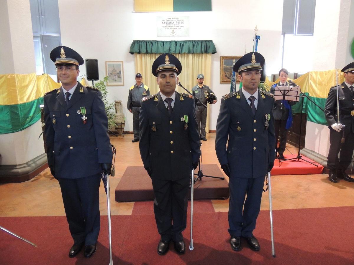 4339b4b00f 243° anniversario della fondazione della Guardia di Finanza. 5 mesi di  operazioni - Livornopress