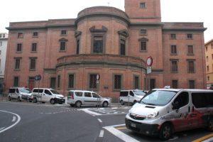 Taxi a Livorno (Foto d'archivio)
