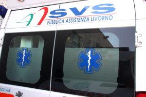SVS ambulanza