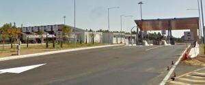 casello autostrada rosignano vada