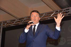 Matteo Renzi a Livorno politiche 2018