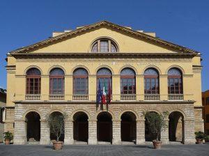 LivornoPress Teatro Goldoni facciata