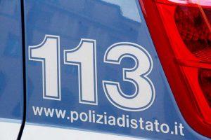 polizia 113 auto livornopress.it