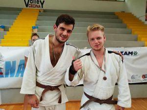 Judo Successi per Rizzo e Fiocchi al Trofeo Costa degli Etruschi