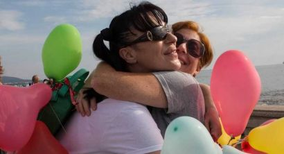 La Marcia Mondiale degli Abbracci Gratis a Livorno (8)