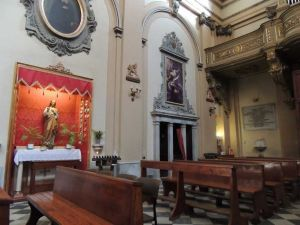 La nostra Livorno Viaggio nella chiesa di San Sebastiano