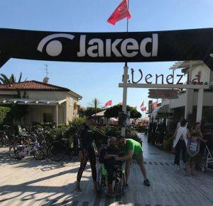 Surf e disabili Tutto pronto per il Jaked Day
