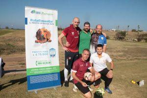 Footgolf i vincitori del torneo IBL Banca