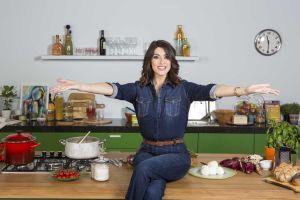 Elisa Isoardi la prova del cuoco 2018