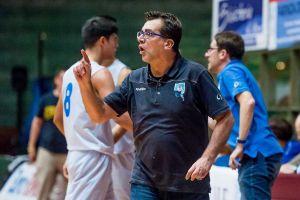 Andrea Daprato pielle basket