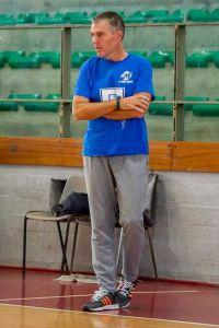 Cristiano Forti pielle basket