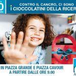 I cioccolatini della ricerca, iniziativa promossa da AIRC