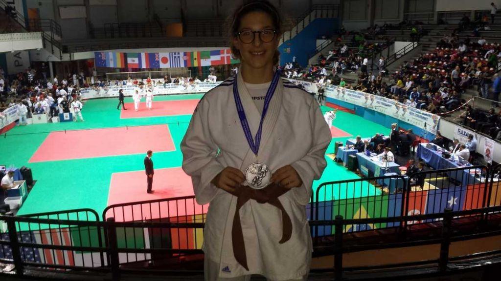 Judo Iannuzzi è argento al 29° Torneo Internazionale Sankaku