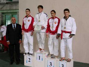 Judo tomei podio Campionato Regionale