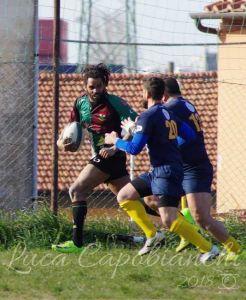 Rugby C2 Fulgida Etruschi perde a Pistoia
