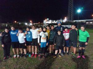 Rugby: il nazionale Mori in visita al suo club, quello degli Etruschi Livorno