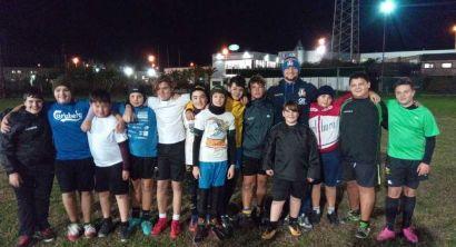 Rugby il nazionale Mori in visita al suo club, quello degli Etruschi Livorno (4)