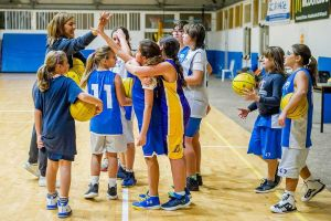 Sandra Succi pielle basket