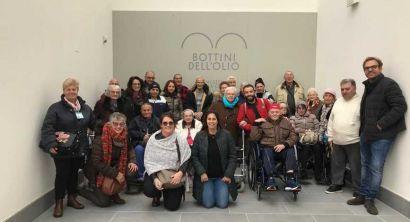 Gli ospiti delle RsA Pascoli e Villa Serena in Gita al Museo della Città di Livorno (5)