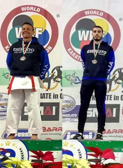 Karate: Argento per Corvaglia agli Open di Campania