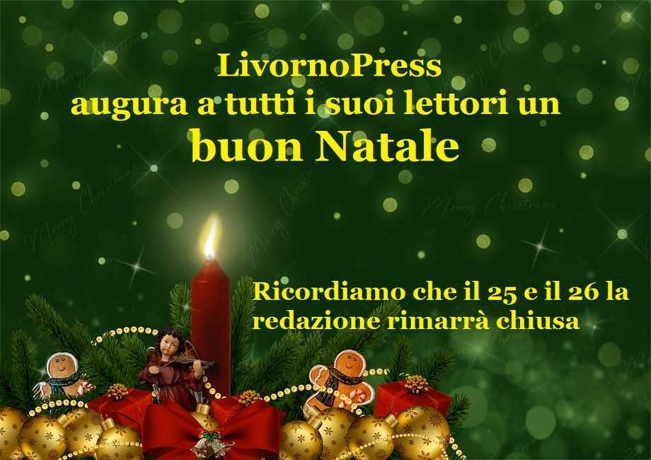 Buon Natale Tutti.Livornopress Augura Un Buon Natale 2018 A Tutti I Suoi