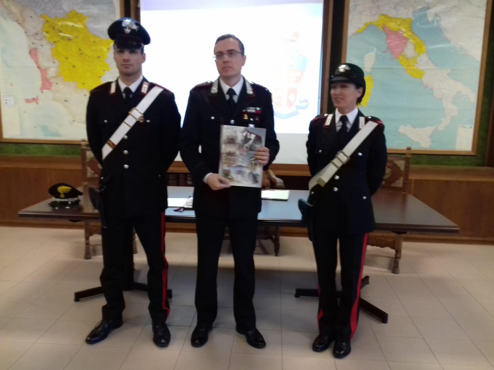 Calendario Carabinieri Dove Si Compra.Ecco Il Calendario Dei Carabinieri 2019 Livornopress