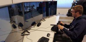 inaugurazione simulatori all'interorto Guasticce