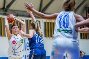 Basket, serie C femminile primo quarto pazzesco e la Pielle sbanca San Miniato