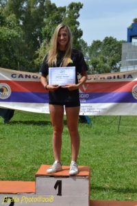 Canoa Giulia Senesi convocata in Nazionale Under 23