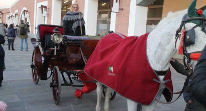 La Befana arriva in carrozza a Porta a Mare (5)