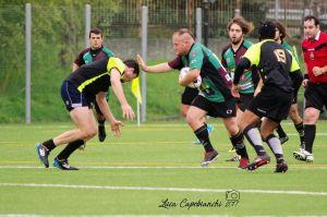 Rugby, C2. Fulgida Etruschi Livorno perde con la capolista Pistoia