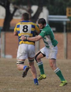 Rugby di B Livorno 24 Parma 21