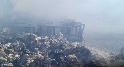 incendio via delle cateratte (1a)