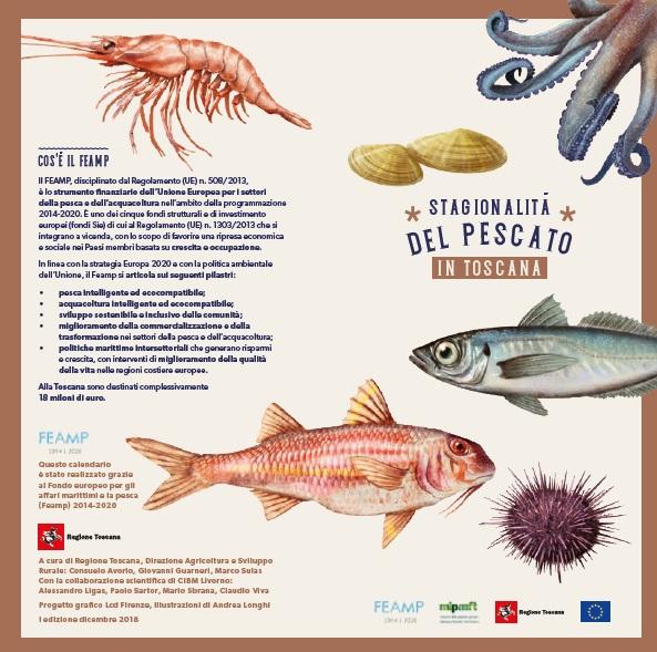 Calendario Eccellenza Toscana.Calendario Del Pescato Ecco Quando Mangeremo Pesce Nostrano