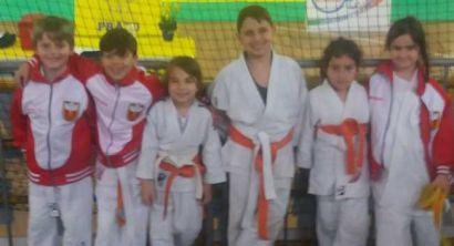 Judo 11 atleti, 11 podi. Amplein per il Tomei (3)