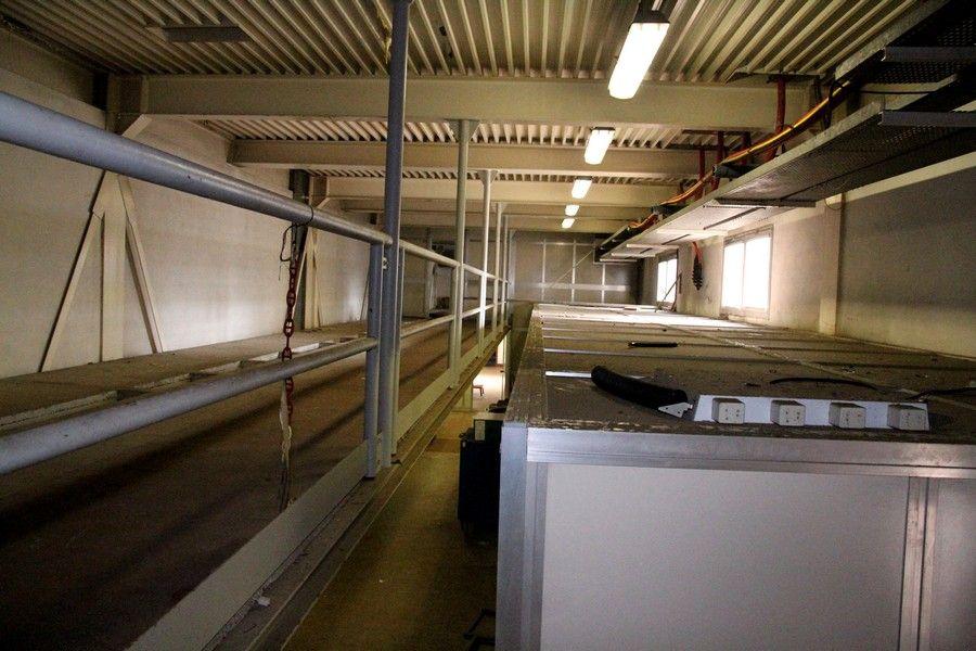 Bacini carenaggio edificio 1 servizi generali