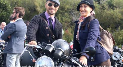 DIstinguished Gentleman's Ride Livorno, raduno motociclistico alla Rotonda d'Ardenza (64)