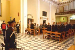 LivornoPress carabinieri commemorazione vittime disastro aviatorio di Capraia