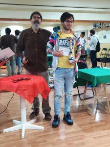LivornoPress scacchi campionato toscano blitz Raiano premia il campione toscano Favilli