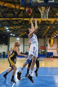 Giulia Vanin Jolly Acli Basket Livorno