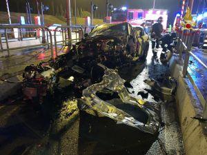 Incidente mortale al casello autostradale di Rosignano