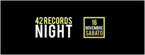 LivornoPress 42records night