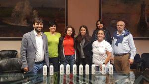 LivornoPress Asa contro la plastica, regala 50 borracce ai ragazzi di Friday For Future
