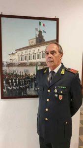 LivornoPress Fabrizio Biondi In congedo a Livorno la Fiamma Gialla più anziana d'Italia