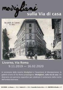 LivornoPress Locandina - Modigliani sulla via di casa