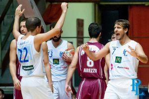 LivornoPress Pielle Siena 19-20 esultanza