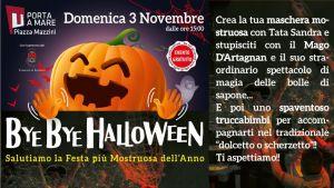 LivornoPress bye bye Halloween