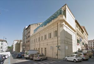 LivornoPress ex teatro Lazzeri, esterno